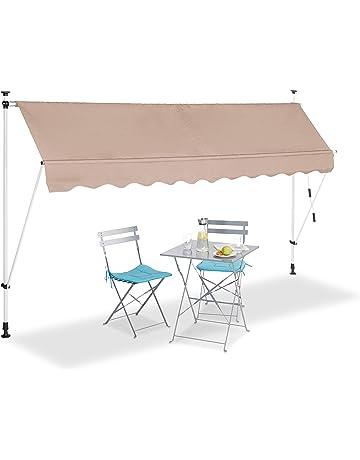 Yunhigh-uk Copertura per Tenda da Giardino per Gazebo da Giardino Blu Senza Telaio 3/×3m Tenda da Sole a baldacchino Tenda da Sole in Tessuto Impermeabile Resistente alla Pioggia