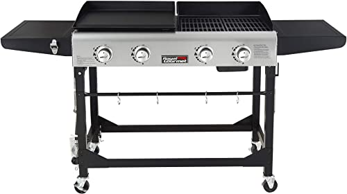 Royal-Gourmet-GD401-Portable-Propane-Gas-Grill-and-Griddle-Combo
