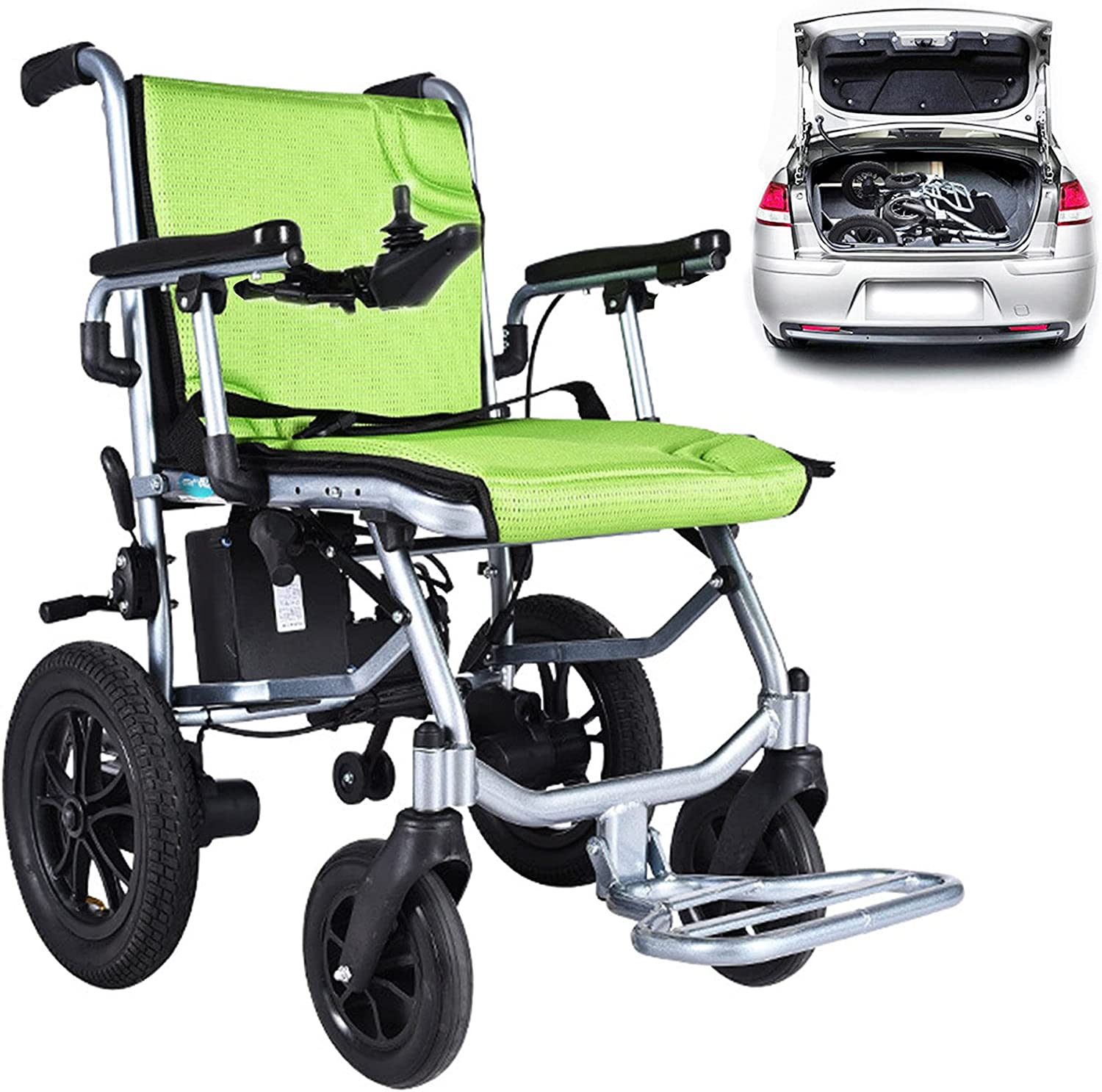Popular standard Electric Very popular Wheelchair for Adults Mobility Scooter Lightweight - Fo