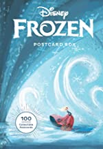 Disney Frozen Postcard Box: (Gift for Boys and Girls, Christmas Gift, Children's Birthday Gift)