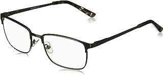 Foster Grant Men's Braydon Multifocus Rectangular Reading Glasses