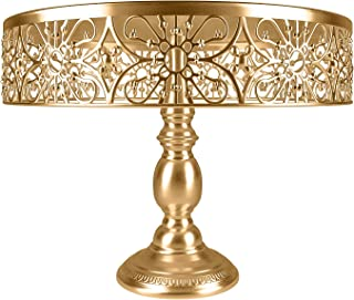 Best 14 inch gold wedding cake stand Reviews