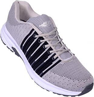 Vijayanti Sports Gymnastics Shoes for Men Grey