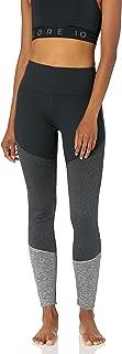 Core 10 Women's Fall 18 Tri-Color Yoga Full-Length Legging-28