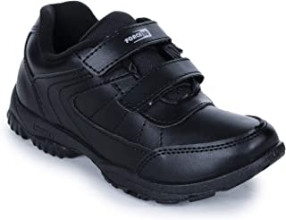 Liberty Force 10 (from Unisex Black School Shoes - 13 Kids UK/India (32 EU) (8151026100320)