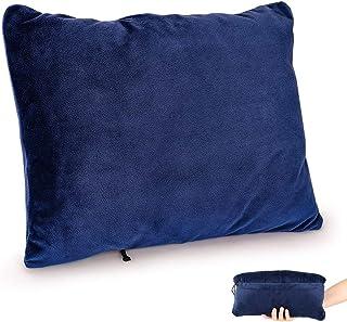 キャンプ 枕 Lifinsky アウトドア ピロー トラベルピロー コンパクト 携帯できる枕