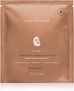 RITUALS The Ritual of Namasté Glow Doekmasker, Glow Collection, 24 ml