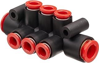 Plug Pack of 10 2 Body Size SMC KB Series Polybutylene Terephthalate Piping Module Manifold