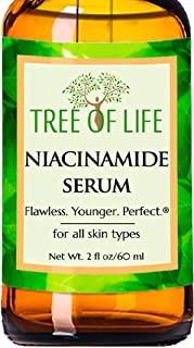 Flawless. Younger. Perfect. Niacinamide B3 Face Moisturizer Serum, Double Size