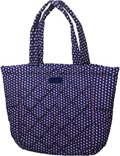 Marc Jacobs Nylon Medium Tote Bag, Blue Print Multi