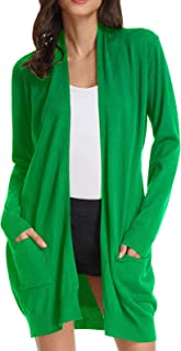 Best lime green cardigan plus size Reviews