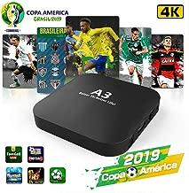IPTV Brazil Box A3 Version Super Magic Box 250+ Portuguese Channels Massive Drama Films