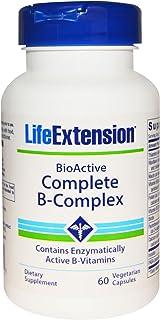 Life Extension, BioActive Complete B-Complex, 60 Veggie Caps - 2pc