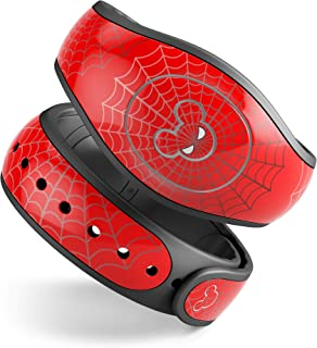 Design Skinz Spidey Mouse Premium Vinyl Decal Wrap Cover for The Disney MagicBand 2 (Fits Magic Band 2.0 for Disney Parks)