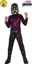 Rubie's Marvel Avengers: Endgame Child's Star-Lord Costume & Mask, Medium