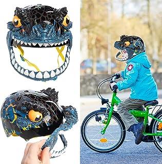 featured product Raskullz Bike Helmet Kids 5-8 Dino T Rex Mask Bicycle Helmet for Boys Girls Skateboard Rollerblading