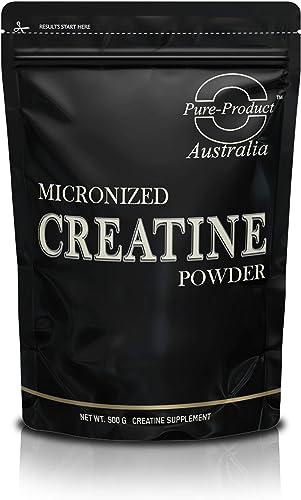 Pure Product Australia Creatine Monohydrate Powder, 1 kilograms