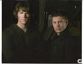 Supernatural Jensen Ackles & Jared Padalecki 8 x 10 Photo dark & dramatic