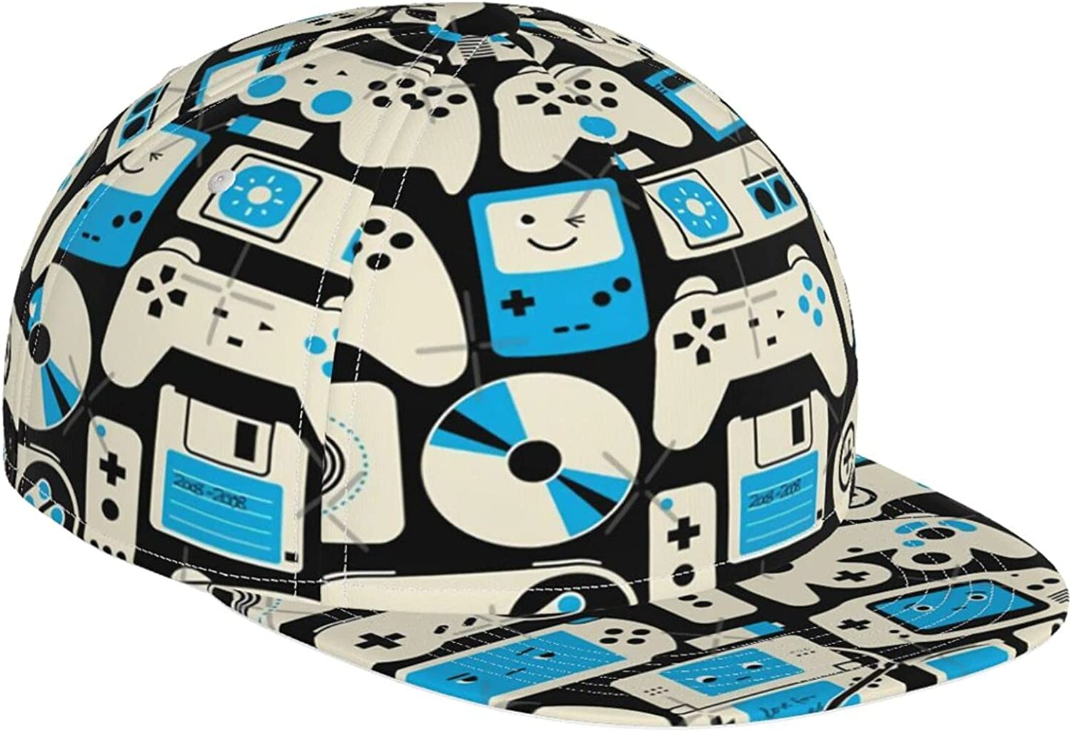 KINESONSS Fantasy Gamepad Gamer Baseball Adjust Hat All items free shipping Max 84% OFF Cap Colorful