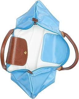 LONGCHAMP Le Pliage XL Nylon Travel Bag, Azure