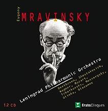 Mravinsky Conducts the Leningrad Philharmonic Orchestra