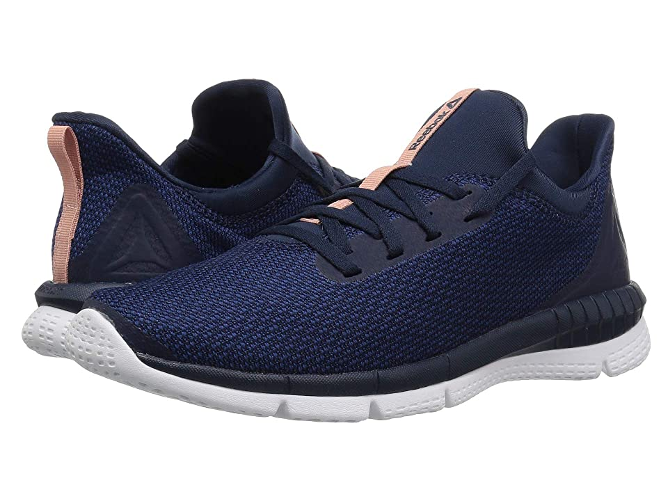 Reebok Print Her 2.0 THRD (THRD Collegiate Navy/Washed Blue/White) Women