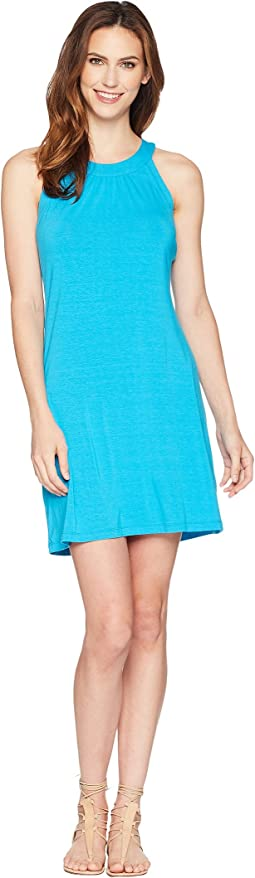 Tommy Bahama Tambour Sleeveless Short Dress