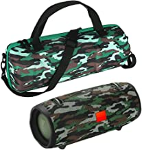 HIJIAO Hard EVA Case for JBL Xtreme 2 / Xtreme Bluetooth Speaker Carry Bag Protective Box (Camouflage)