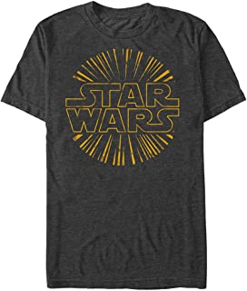 Star Wars Men's Burst Graphic T-Shirt