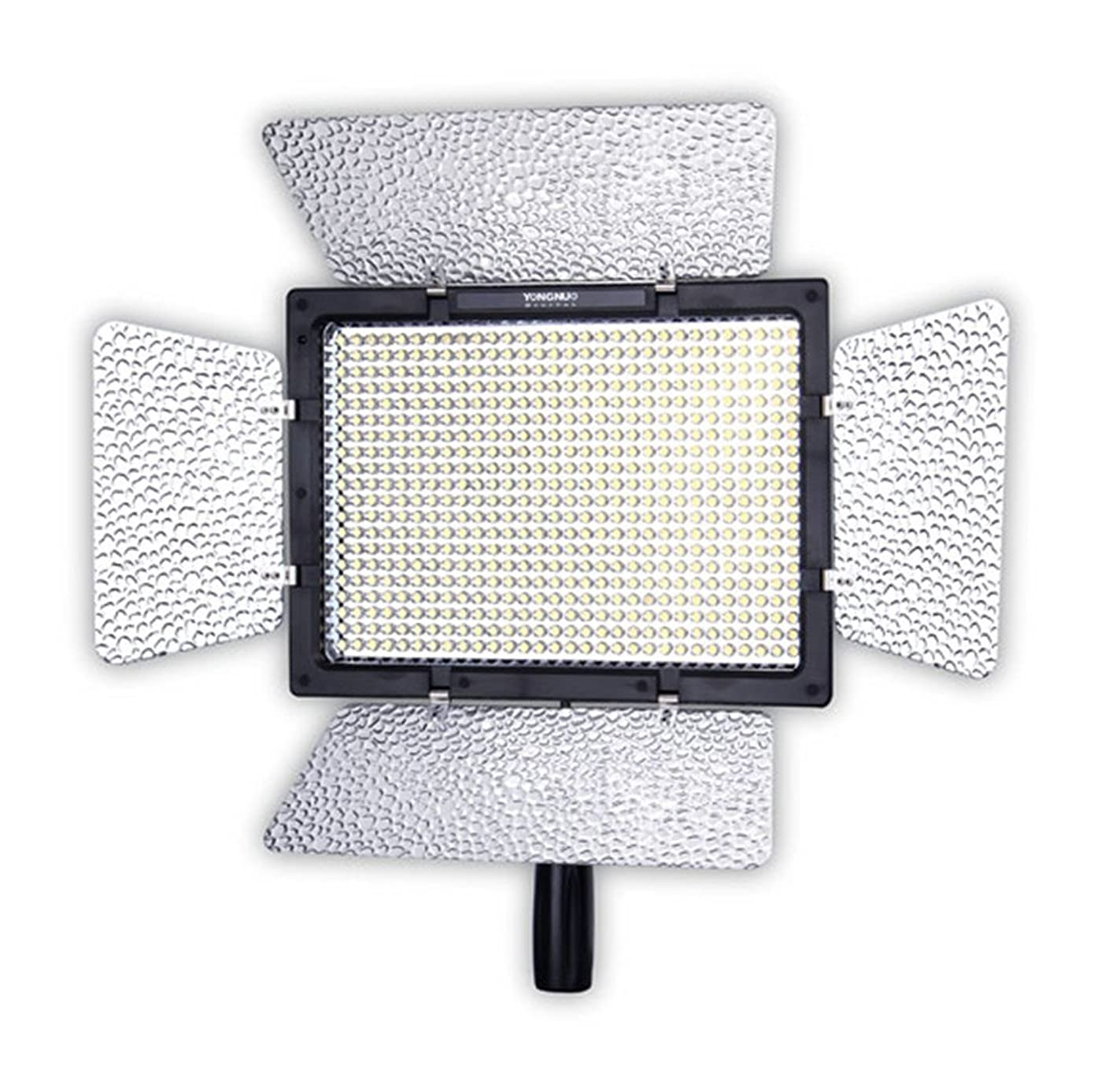 YONGNUO YN600L LED Video Light with Adjustable Color Temperature 3200K-5500K for the SLR Cameras Camcorders, like Canon Nikon Pentax Olympus Samsung Panasonic JVC etc. fbe28311169