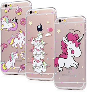 coque iphone 6 prime licorne