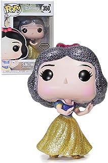 Funko Pop Movies: Disney - Diamond Snow White Collectible Figure, Multicolor