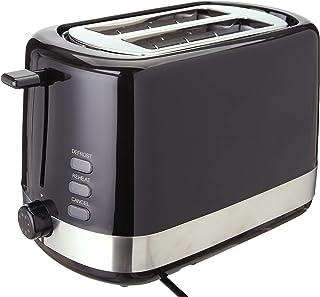 Tornado TT-852-B Toaster, 2 Slices, 720-850 Watt - Black