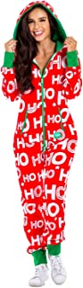 onesie pajamas womens christmas