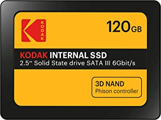 Kodak Internal SSD X150, Yellow, 120GB
