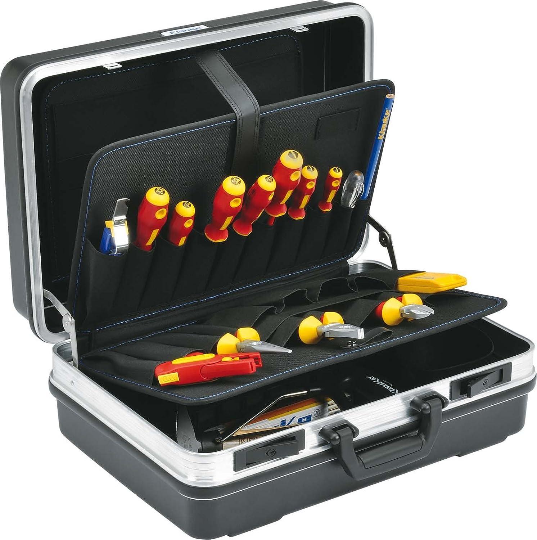 Klauke Hartschalenkoffer KL855B22 Besteückt, Lehrling Werkzeugset 4012078858281 B00YTJ8H26   Spielzeug mit kindlichen Herzen herstellen