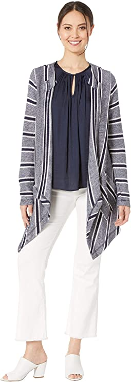 787e25ef Two by vince camuto dolman sleeve relaxed hooded sweater | Shipped ...