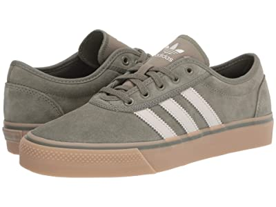 adidas Skateboarding Adi-Ease (Legacy Green/Clear Brown/Gum 4) Skate Shoes