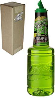 finest call sour apple mix