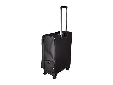 Lite Black Delsey 25 Suiter Trolley