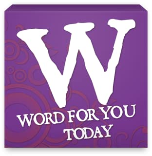 the word for you today app