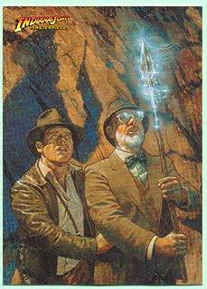 Indiana Jones Raiders of the Lost Ark Lithograph Poster Print Art J.J Lendl COA