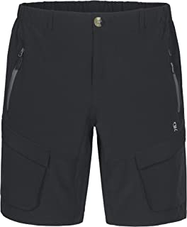 Men's Stretch Quick Dry Cargo Shorts for Hiking, Camping, Travel