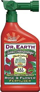 Dr. Earth INC 1016 Total Advantage Flower Liquid Fertilizer 32oz, 32 oz