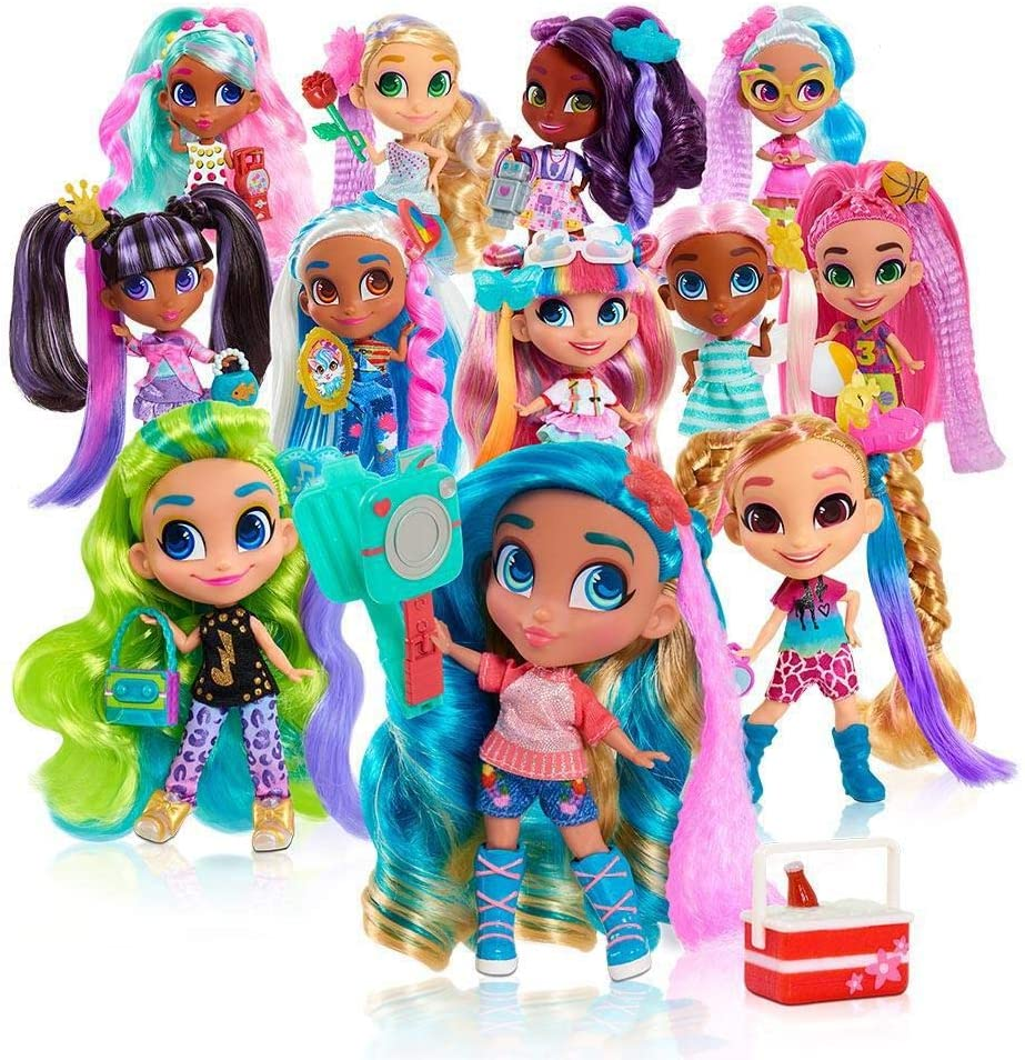 Hairdorables ‐ Collectible Dolls Series 3 (Styles May Vary)