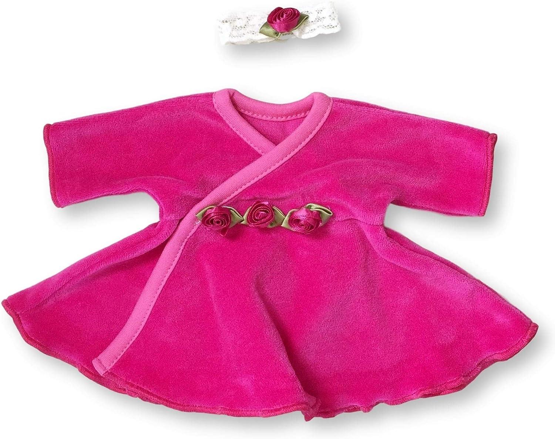 Baby Girl DressFull Frilly Dress Preemie DressNewborn Dress Ready to Ship