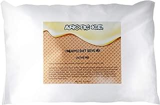 Arctic Ice Soft Serve Mix, Pineapple, 3 lb Bag