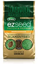 Scotts EZ Seed Patch and Repair Bermudagrass, 10 lb. – Combination Mulch, Seed, and..