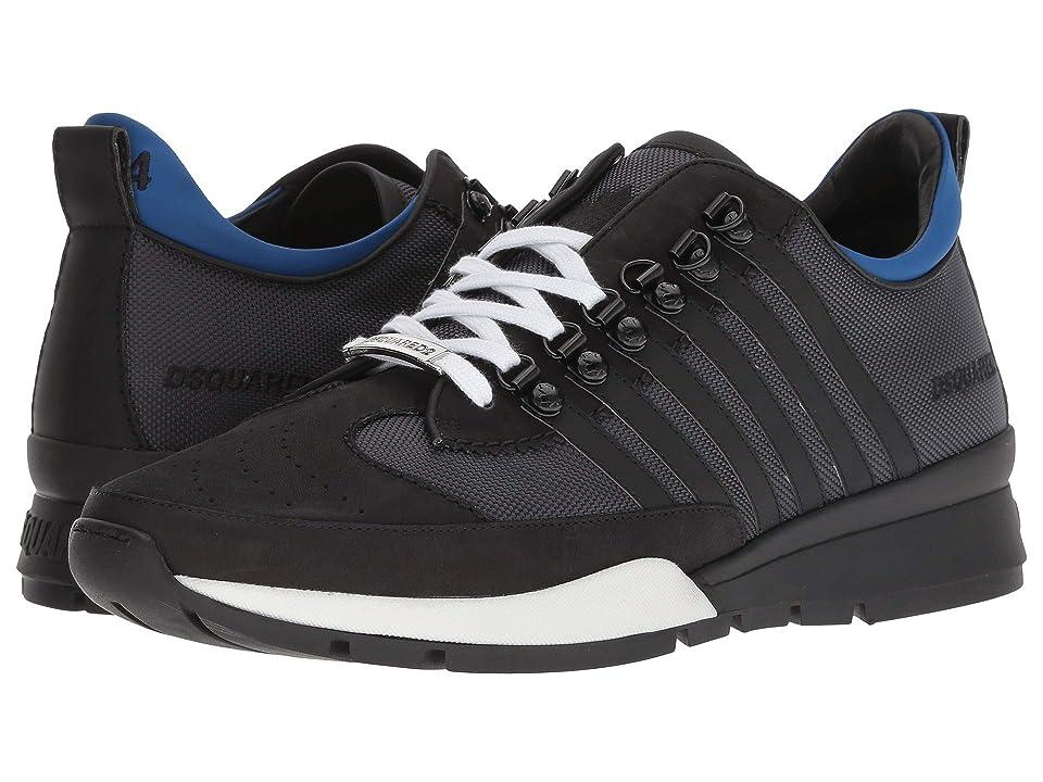 DSQUARED2 251 Sneaker (Grey/Black) Men