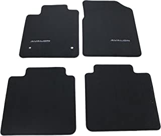 TOYOTA Genuine Accessories PT206-07100-20 Carpet Floor Mat for Select Avalon Models
